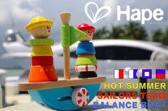 FLAG SEA SYMBOLS SIGNS OCEAN SHIPS FLAGS SIGNAL NAVY MARITIME INTERNATIONAL NAUTICAL MARINE ALPHA SIGNALFLAG BALANCING GAME ALFA #ilovehape #hapetoys #balance #boat