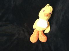 Chica the Chicken from FNAF :) by me {Charise Edwards}