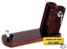 Buarfe - Jamonero Rioja (Color Tabaco) #jamoneros