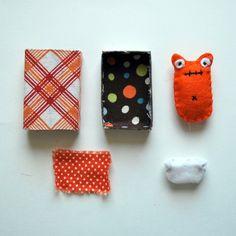 matchbox monster by Holly Keller - Beeper Bebe