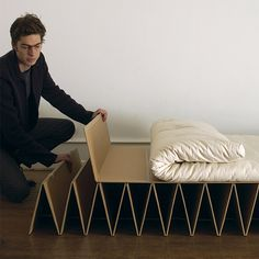 28 Awesome Bed Designs You'll Wish You Could Sleep In 38 - https://www.facebook.com/diplyofficial
