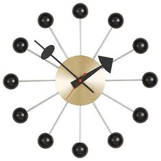 Ball Clock by Vitra at Lumens.com