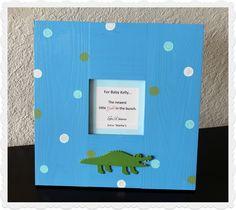 Baby Gator custom frame, #Universityofflorida #GoGators
