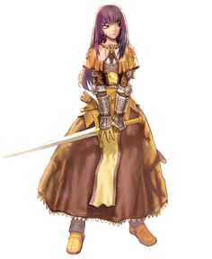 View an image titled 'Swordman Female Art' in our Ragnarok Online art gallery featuring official character designs, concept art, and promo pictures. Female Character Concept, Female Character Design, Character Art, Fantasy Characters, Female Characters, Fantasy Girl, Fantasy Rpg, Warrior Girl, Anime Outfits
