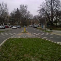"""""""Trzeci dzień z rzędu pomiarów infrastruktury #Lublin #rower"""""""