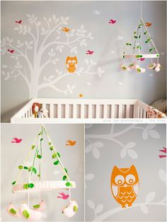 nursery that would be perfect for any of my babies considering how I laugh =]