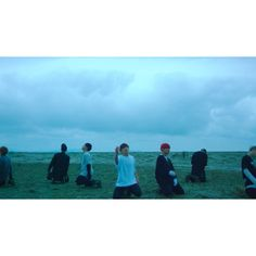 """Watch BTS Drops Much-Anticipated """"Save Me"""" MV ❤ liked on Polyvore featuring bts and k-pop"""