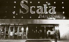 Passeig Sant Joan / carrer Consel de Cent - Scala Barcelona 1964.