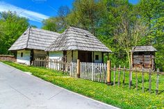 Traditional Transylvanian houses by Alpine Dreams on Vernacular Architecture, Architecture Photo, Photo Art, Gazebo, Transylvania Romania, Around The Worlds, Europe, Houses, Outdoor Structures