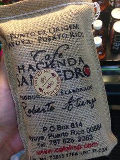 Hacienda San Pedro Coffee Shop