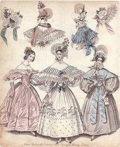 Fashion Plate - 1833