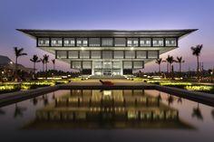 Museu de Hanoi  / gmp Architekten