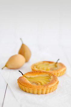 pears tarts • misspetel