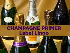 It's much easier to pick Champagne when you know the style clues on the label. Learn the wine label lingo with Wine Spectator tasting coordinator Alison Napjus in this video.