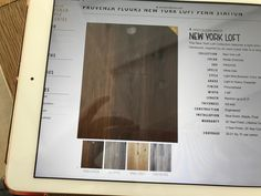 New York Loft, Farmhouse Flooring, Loft Lighting, White Oak, East Coast, Hardwood, It Is Finished, Color, Natural Wood