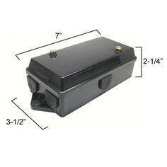 trailer wiring junction box spectro accessories and parts 38656 trailer wiring junction box