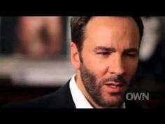 wish I could go into fashion--▶ Tom Ford docu - YouTube