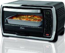 Oster Large Capacity Countertop Digital Convection Toaster Oven, Black/Polished Stainless, TSSTTVMNDG >>> Click image for more details. (This is an affiliate link) Toaster Oven Cooking, Convection Oven Cooking, Toaster Oven Recipes, Toaster Ovens, Cleaning Oven Racks, Self Cleaning Ovens, Cleaning Tips, How To Clean Toaster, Clean Oven With Vinegar