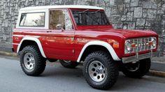 1966-1977 Ford Bronco U15