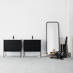 Side Vanity Unit by Swoon | MONOQI #bestofdesign