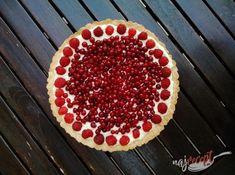 Kokosový koláč s krémom z mascarpone a bielej čokolády   NajRecept.sk Raspberry, Fish, Meat, Fruit, Blog, Mascarpone, Pisces, Blogging, Raspberries
