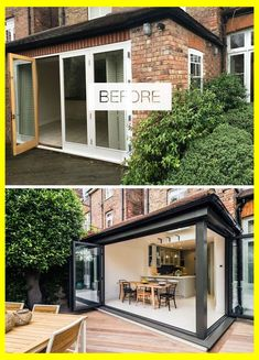 The reasons behind a home renovation project can be very diverse. Whether the go… The reasons behind a home renovation Home Exterior Makeover, Exterior Remodel, Fixer Upper, Exterior Design, Interior And Exterior, Modern Exterior, Exterior House Colors, Exterior Paint, Before After Home
