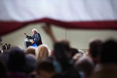 Bernie Sanders' Big Win in Western States Gives Him Clout