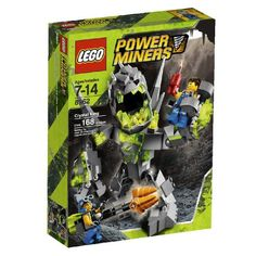Black Friday 2014 LEGO Power Miners Crystal King from LEGO Cyber Monday. Black Friday specials on the season most-wanted Christmas gifts. Lego Sets For Sale, Best Lego Sets, Black Friday Toy Deals, Black Friday Specials, Power Miners, Lego Memes, Ramadan Gifts, 168, Hand Accessories
