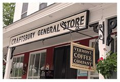 Craftsbury General Store | A Slice of Small-Town Life