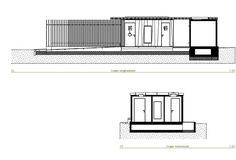 Galeria de Banheiros Públicos no Parque Tête d'Or / Jacky Suchail Architects…