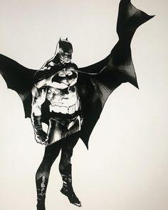 [Artwork] Batman by Jorge Jimenez Batman Artwork, Batman Comic Art, Batman Wallpaper, Im Batman, Batman Robin, Gotham Batman, Comic Book Artists, Comic Artist, Comic Books Art