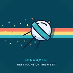New collection of the best icons of the week is live on Icon Utopia. Check it…