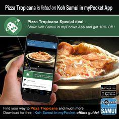 Wonderful #Italian #Restaurant on Koh #Samui #island (#Thailand) Details here : http://lc.cx/ZMMn