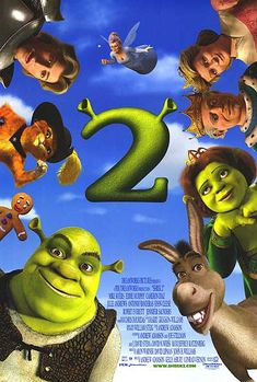 the SHREK Gang is one of my favourites