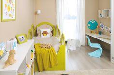 Proměna: Výměna postýlek v dětském pokoji