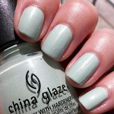 China Glaze - Keep Calm Paint On