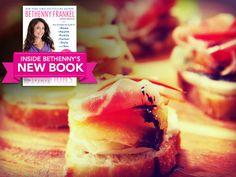 bethenni insan, yoga pose, food, insan quick, crostini recip, healthy recipes, insid bethenni, healthi recip, new books