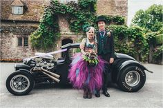 Steampunk Wedding at Nettlestead Place | Ross Hurley Photography | http://www.rosshurley.com
