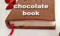 How to make a Chocolate Book