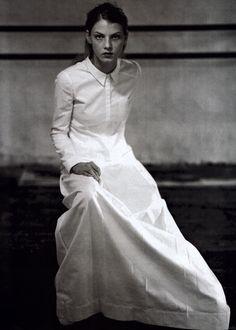 Miu Miu, American Vogue, March 1997.