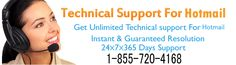 In addition, you can call on #HotmailCustomerService number to receive easy to use and concise troubleshooting instructions for your Hotmail snags.  Click here :- http://goo.gl/rSBDQF