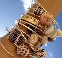 sea shells, sea shells...