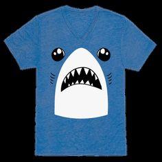 Left Shark Face Tee