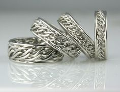 By Todd Alan Studios, the creator of our wedding bands.