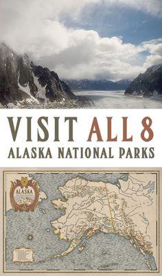 Alaska Travel, New Travel, Travel Usa, Alaska Trip, Alaska Camping, Alaska Book, Travel Stuff, Travel Goals, Adventure Time