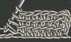 Crochet Patterns Needles Heirloom Crochet - Vintage Crochet Stitches - DMC ♡ Teresa Restegui www. Crochet Instructions, Crochet Diagram, Crochet Chart, Crochet Basics, Love Crochet, Crochet Motif, Diy Crochet, Vintage Crochet Patterns, Crochet Stitches Patterns