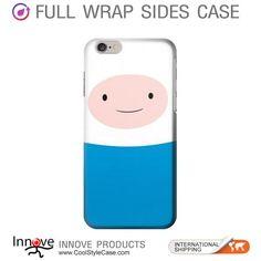 Adventure Time Finn Minimalist IPHONE 6 Case