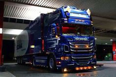 Scania super 500
