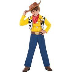 Toddler Boys Woody Costume - Toy Story Disfraz De Woody 44f187a4e9e