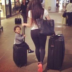 Lol yes I would totally let baby boy do this.